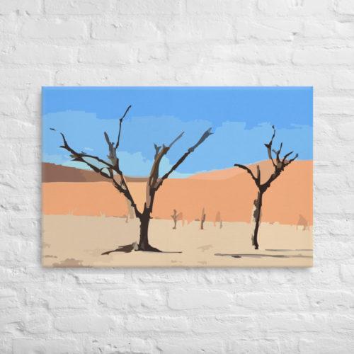 Canvas Prints Safari